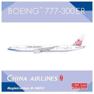 (Phoenix models) China Airlines Boeing 777-300ER