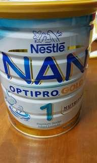 Nan 1 optipro gold MILK POWDER