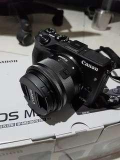 Canon M3. Kredit murah tanpa kartu kredit