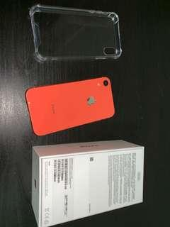 IPhone XR 64G Coral for Sale $1100