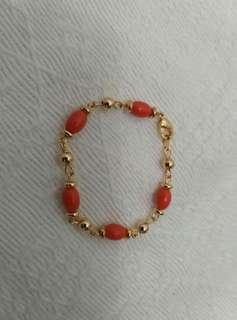 Corales bracelet for kids