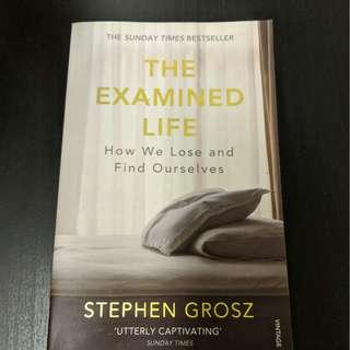 🚚 The Examined Life by Stephen Grosz