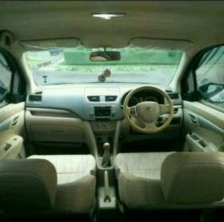 Suzuki Ertiga GX 2012 MT..TOP Condition