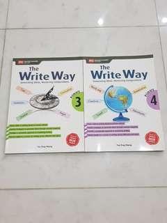 P3 & P4 The Write Way
