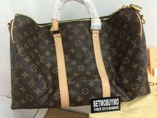 PREORDER LOUIS VUITTON KEEPALL 50CM