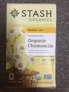 Stash Organic Chamomile