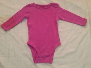 Infant long sleeves top