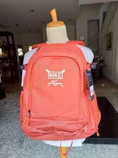 Nike tas bagpack merah original