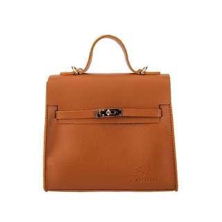 Navy Blue Korean Style Sling Bag