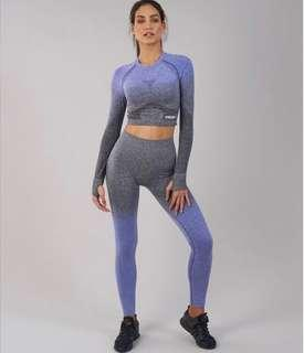 be38d00e2b GYMSHARK Ombre Seamless Leggings