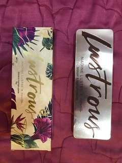 Nadine Luster x BYS - Lustrous bronzer and highlight palette