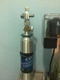 co2 with solenoid valve