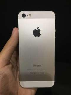 Iphone 5s 32gb Silver MYSET