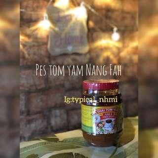 Pes tom yam Nang Fah