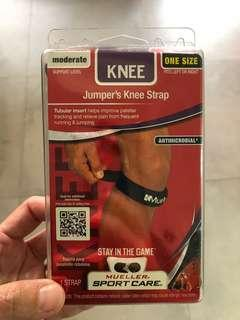 Jumper's knee strap