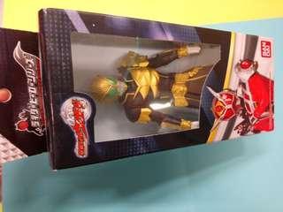 正品Bandai幪面超人大型figure 模型