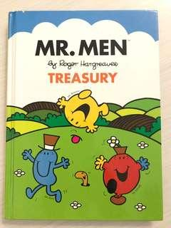 Mr. Men - Treasury 奇先生 - 小朋友書