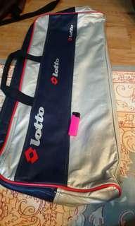 vintage lotto tennis bag