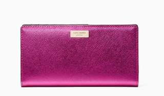 ⁉️FLASH SALE⁉️Kate Spade Metallic Pink Stacy