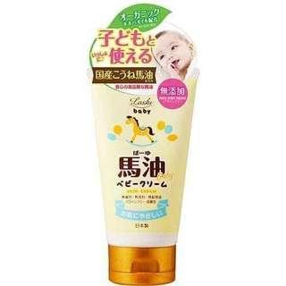 日本🇯🇵ROLAND🐎馬油嬰兒👶嫩膚霜