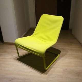 IKEA Chair locksta lime green