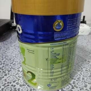 Friso gold 2 400g (6mth above)