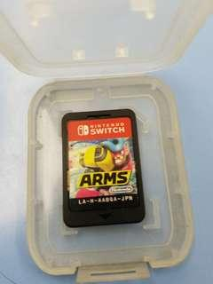 Switch ARMS (無盒)