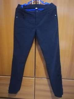 Black Slacks size 30
