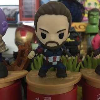 Avengers - Captain America Tesco