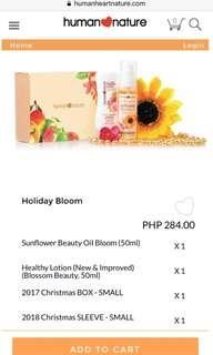 Holiday Bloom Christmas Bundle