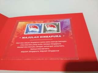 SG 50 commerative stamps