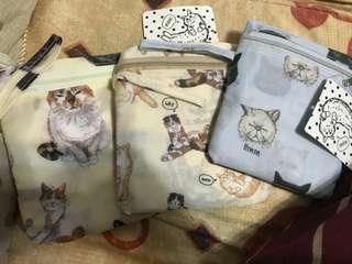 🚚 貓咪購物袋(日本購入)