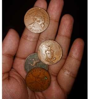 1944 Philippine Old Coins