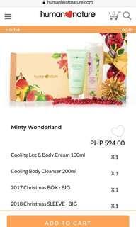 Minty Wonderland Christmas Bundle