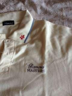 (Reduced) Thommo Masters polo tee