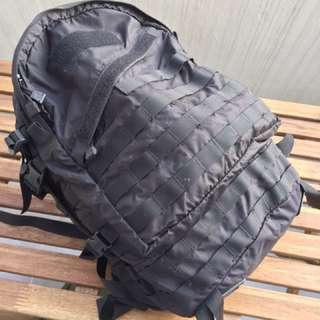 BHI 3 Day backpack (ultralight) 全黑軍用背囊 outdoor backpack