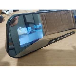 Rear View Mirror Car Camcorder Video Recorder