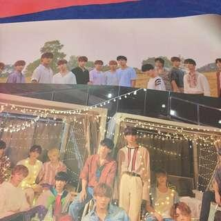 SEVENTEEN YMMD OFFICIAL POSTERS
