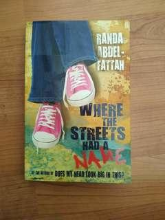 Randa Abdel-Fattah: where the streets had a name