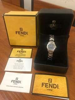 FENDI watch complete inclusion