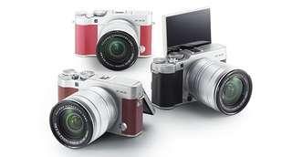 Kredit Cepat Fujifilm X-A3 kit 16-50mm Tanpa Kartu Kredit dp ringan