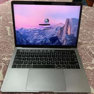 "Macbook Pro 13"" with Touch Bar OR TRADE"