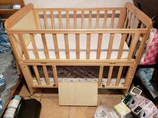 BB 床, Almost brand new Baby Crib
