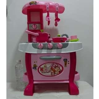 Kitchen Over Toy Set with sound effects (Mint clean condition)