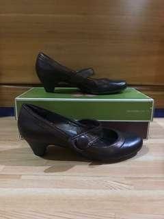 Brown/Bronze shoes