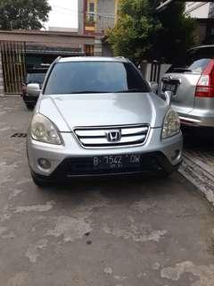 Honda CRV 2.0 th 2006 AT
