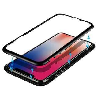 iPhone 6plus Magnetic Adsorption metal cases