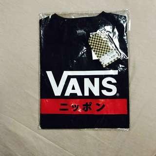 🚚 Vans Japan City Pack Tee Nippon