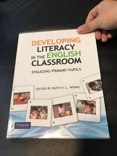 Developing literacy in the English classroom