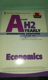 A level H2 Examine Questions 2005-2014